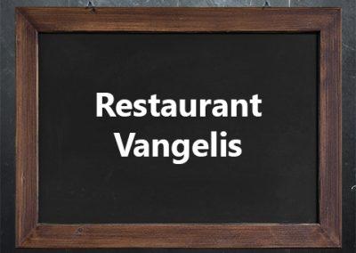 Restaurant Vangelis