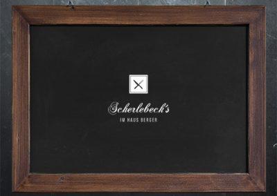 ScherleBeck's im Haus Berger