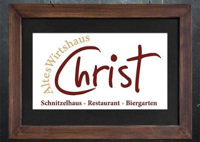 Schnitzelhaus – Christ