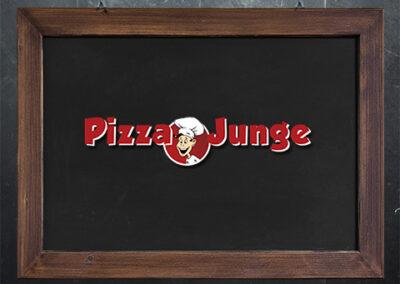 Pizza Junge